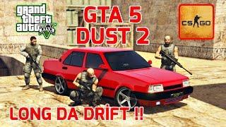 GTA 5 DUST 2 DE DRİFT VE ÇATIŞMA !! - EKİP