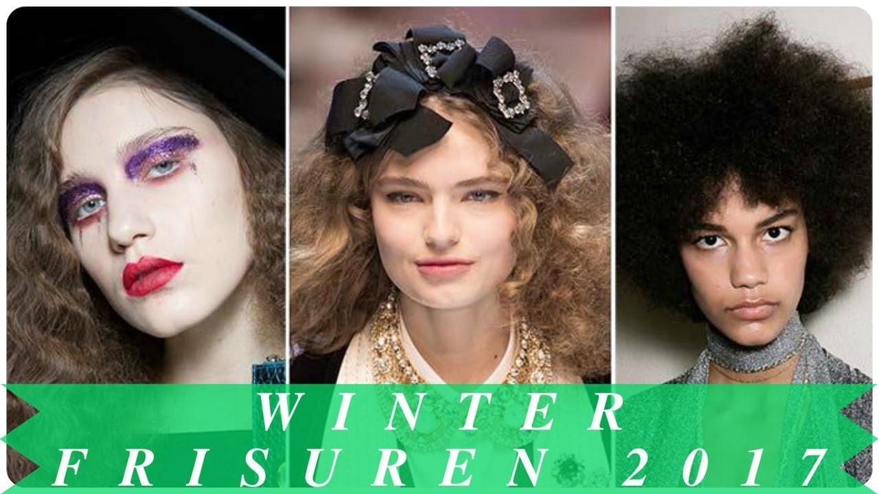 Winter Frisuren 2017