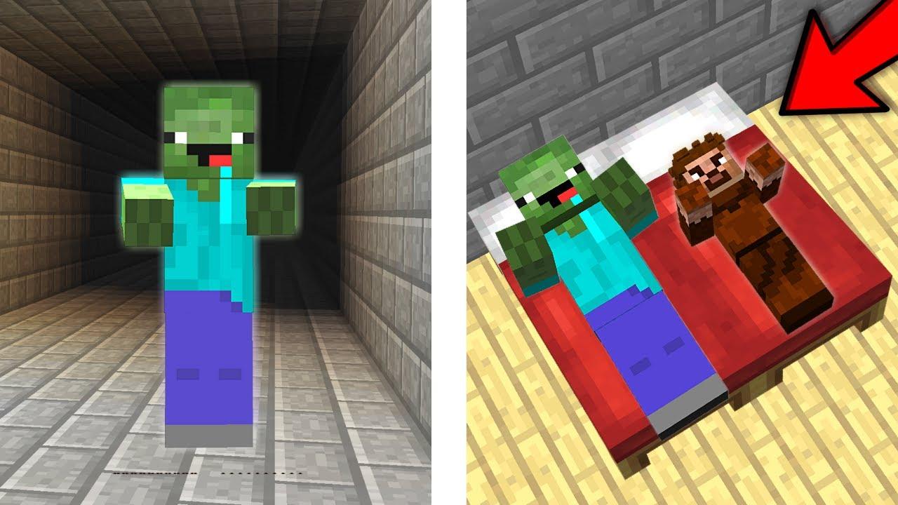 ARDA'NIN ZOMBİ ARKADAŞI OLDU! 😱 - Minecraft