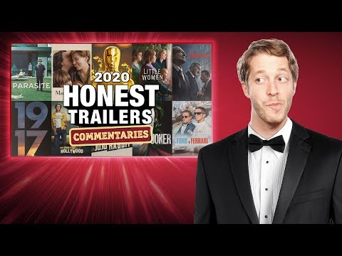 Honest Trailers Commentary   The Oscars (2020)