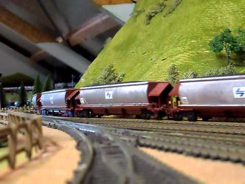 My Model Trains – Tahmoor Coal Quad (2)