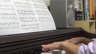 愛のメモリーのピアノ楽譜を作成し、 同人音楽の森に掲載しました。↓ ht...