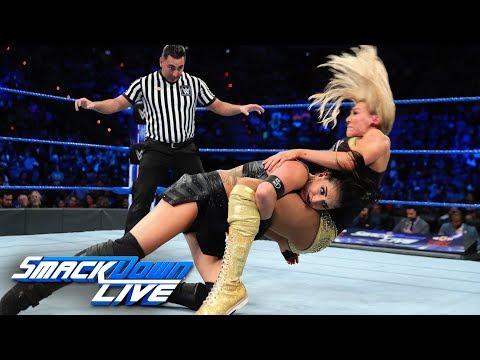 Charlotte Flair vs. Sonya Deville: SmackDown LIVE, Sept. 11, 2018