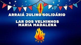 Arraiá Julino solidário 2021