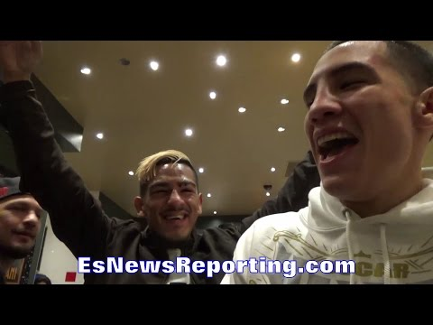 OSCAR VALDEZ ON PACQUIAO WIN OVER VARGAS; TALKS JESSIE MAGDALENO TITLE WIN - EsNews Boxing