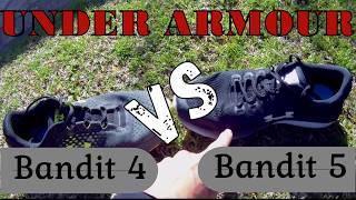 Bandit 4 y Bandit 5: Under Armour Review