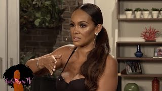 Evelyn Lozada Defends Using The N Word, She's Only Focused On Blk D