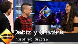 Cristina Pedroche, Dabiz Muñoz: