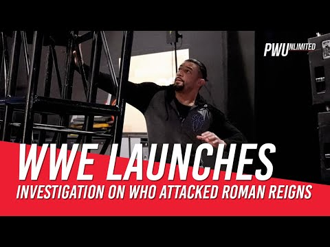WWE Launches Investigation On Who Attacked Roman Reigns, Reveals Why Stuff Fell On Roman
