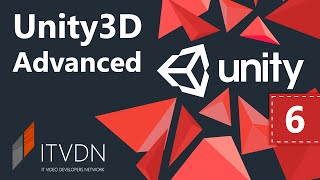 Видео курс Unity 3D Advanced. Урок 6. Создание игры MOBA. Network AI.
