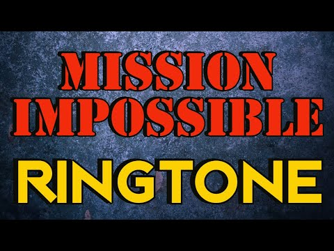 Latest IPhone Ringtone - Mission Impossible Ringtone