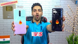 Mi Note 10 vs Realme X2 Pro - Camera,Display,Performance,Battery,Zoom Shots,Design & More