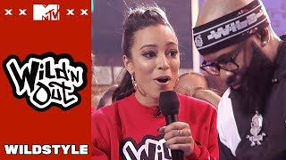Angela Rye Turns Up for International Women's Day | Wild 'N Out | #Wildstyle