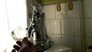 LA PAVONI PROFESSIONAL. MACCHINA DEL CAFFE' VISIBILE SUL - SITO DELLA CAFFETTIERA - DI UGO