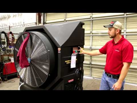 Big Cooling Fan | M602 Portable Evaporative Cooler