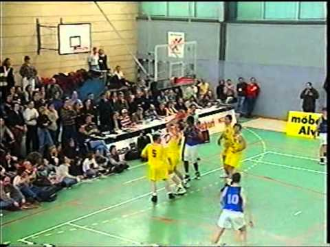 Finale Coupe de Luxembourg 1996 - Basketball