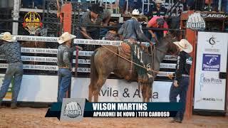 Final do Rodeio em Cutiano de Alto Alegre-SP 2018