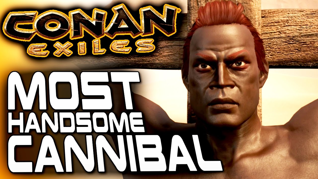Conan Exiles Character Creation & Crafting - Durungu The Darfari! - Conan  Exiles Gameplay Part 1