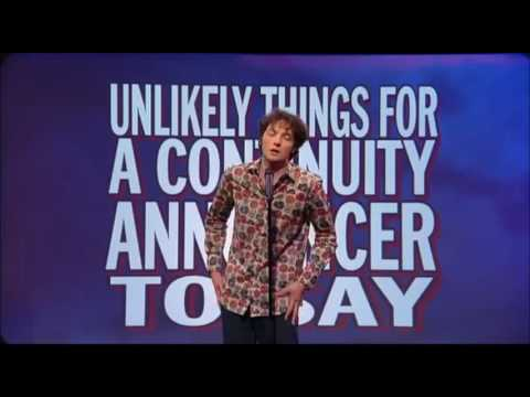 Mock the Week - Chris Addison Scenes We'd Like To See Compilation