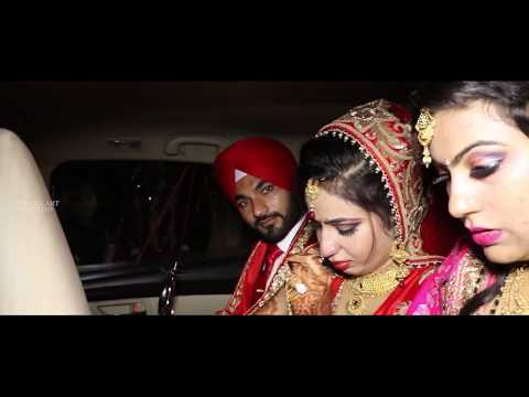 Latest punjabi  wedding Highlight 2017