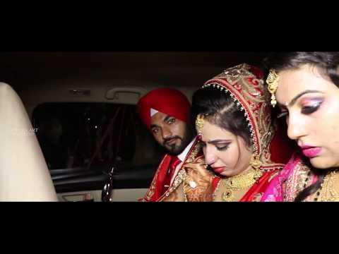 Latest punjabi  wedding Highlight 2017