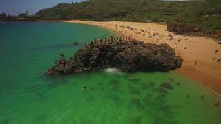 WestJet Magazine Social Media Video  Oahu Landscape