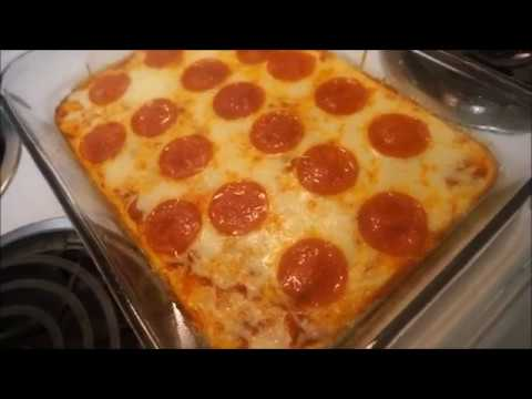 Keto Pizza Casserole | Pinterest
