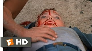 Lord Of The Flies (10/11) Movie Clip   Piggy Is Killed (1990) Hd