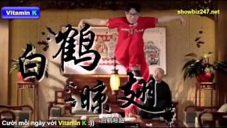 Hài  Vitamin K, cười lăn lóc với Dapeng Tập 105 Luật Giao Thông