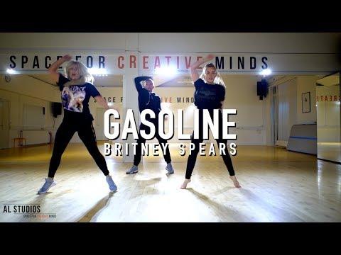 GASOLINE - BRITNEY SPEARS // Simon Glæsel Choreography