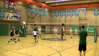 Natalie Martinez class of 2015 volleyball recruiting video (school season highlights pt.1)