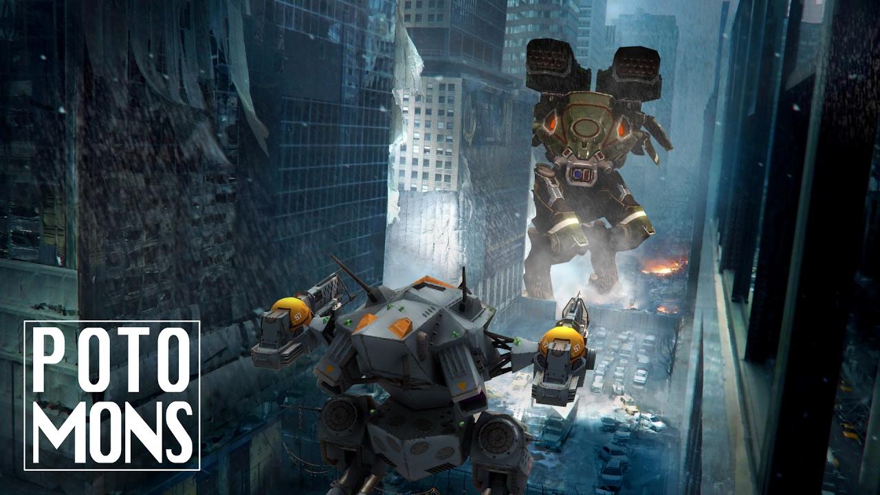 Nuevo Wallpaper War Robots Link En La Descripción Youtube