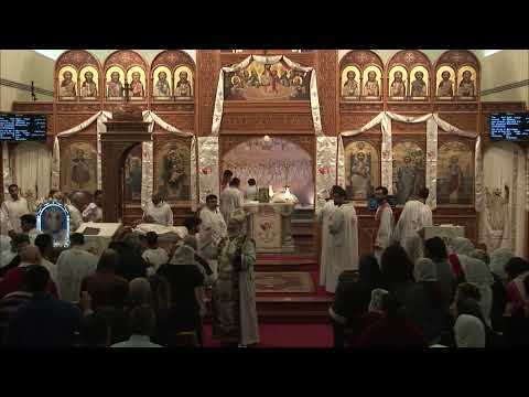 2019 Night of the Apocalypse - Bright Saturday Liturgy ( Fr. Raphael Hanna - Fr. Rewes Atoun)