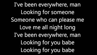 Rihanna - Where Have You Been (Lyrics)