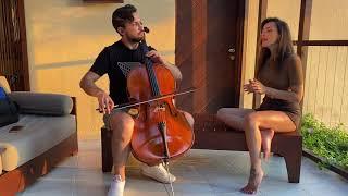 Aşk Ölmez Biz Ölürüz (Sertab Erener Cover) - Deniz Özdoğru ft. Emirhan Serin) Resimi