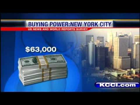 U.S. News: Des Moines Is Richest Metro Area