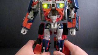 Transformers The Movie Leader Class Optimus Prime