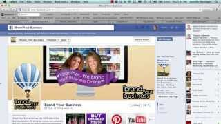 How to Create a Facebook Business Page 2013