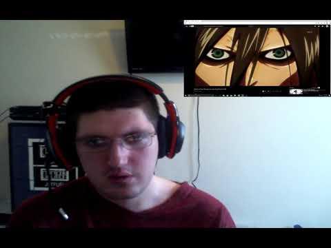 Attack On Titan Season 1 Episode 8: Defense of Trost Part 8 l Reaction l WHAT?!