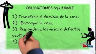 CONTRATO DE MUTUO