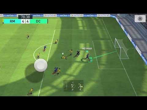 Pes 2018 Pro Evolution Soccer Android Gameplay #108