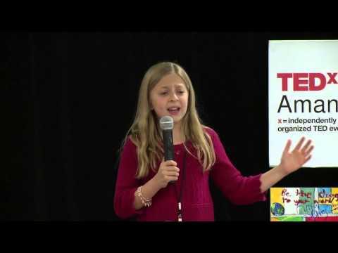 Words Can Never Hurt Me | Chiara Compiani | TEDxAmanaAcademy
