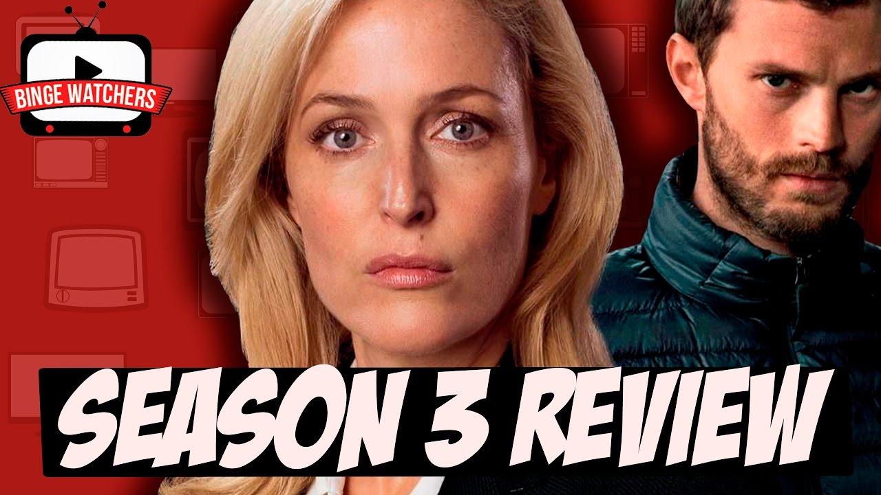 THE FALL Season 3 Review (Spoiler Free)
