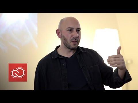 Creative Drink-Up : Matthieu Lauffray | Adobe France