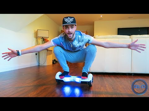 ali-a's-new-toy!---segway-that-plays-music!