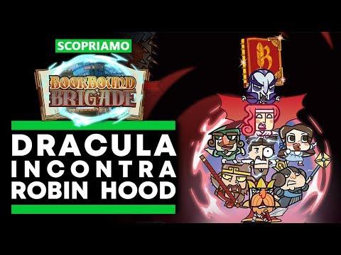DRACULA INCONTRA ROBIN HOOD ► BOOKBOUND BRIGADE Gameplay ITA