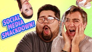 ADULTS REACT CAST GUESSES WHO HAS MORE FOLLOWERS