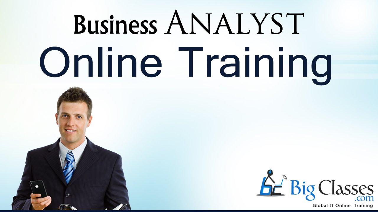 Business Analysis Training Tutorial Business Analyst Training