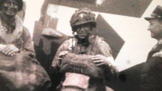 The parachuting chaplain