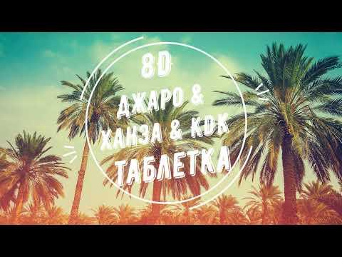 Джаро & Ханза, kavabanga Depo kolibri - Таблетка (8D Music) 360°